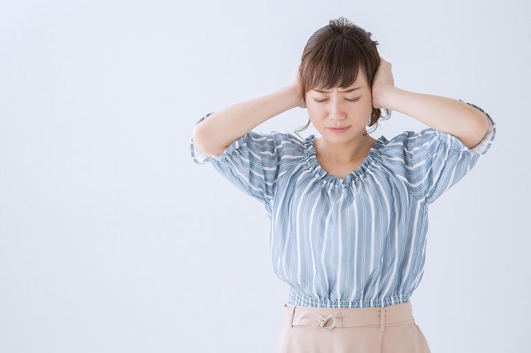 慢性中耳炎で起こる症状とは ?