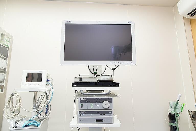 手術用内視鏡(カールストルツ・フルハイビジョンシステム )